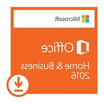 Microsoft Office Home and Business 2016 | 1 user, PC