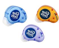 Glue Dots Project Pack, Includes 3 Dispensers, Each with 200