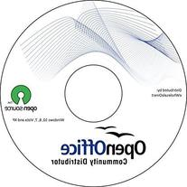 Office Suite CD - Compatible with Microsoft Office -
