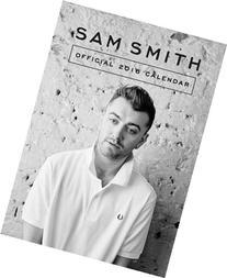 The Official Sam Smith 2016 A3 Calendar