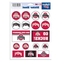 Ohio State Buckeyes 5'' x 7'' Sticker Sheet