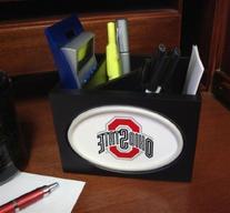 Fan Creations Ohio State Buckeyes Desktop Organizer
