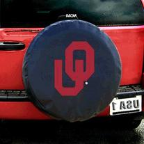 IFS - Oklahoma Sooners NCAA Spare Tire Cover