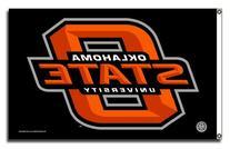 Oklahoma State Cowboys NCAA 3x5 Flag