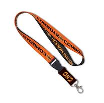 "Oklahoma State Cowboys Official NCAA 20"" Lanyard"