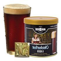 Mr. Beer Oktoberfest Lager Homebrewing Craft Beer Refill Kit