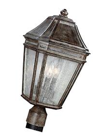 Murray Feiss OL11308WCT-LED Londontowne Outdoor Post