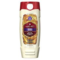 Old Spice Fresher Collection Men's Body Wash, Amber Scent,