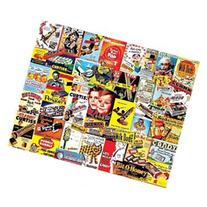 Old Time Candy 1,000 Piece Puzzle by White Mountain Puzzles