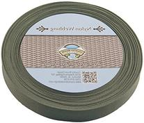 Country Brook Design 1 Inch Olive Drab Green Lite Weight