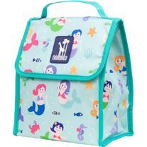 Olive Kids Mermaids Munch 'n Lunch Bag