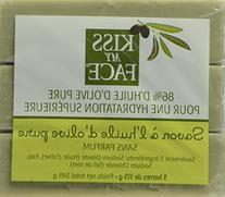 Kiss My Face Pure Olive Oil Bar Soap 4 Ounces