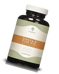 Omegaboost Omega-3 Fish Oil  Lemon Flavored