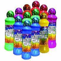 One Dozen 3oz Glitter Ink Assorted Bingo Dauber