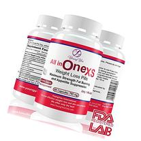 All in One Weight Loss Pills. Prescription Grade Supplement