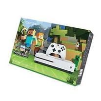 Xbox One S 500GB Minecraft - ZQ9-00043
