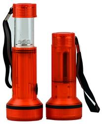 Kaito One Pair of TXY0010 2-in-1 LED Extendable Lantern,