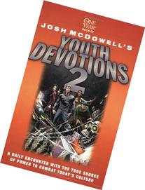 The One Year Josh McDowell's Youth Devotions