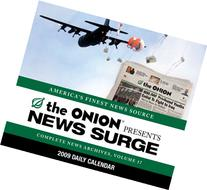 The Onion Presents: News Surge 2009 Daily Calendar