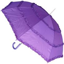 RainStoppers Women's Open Parasol Umbrella with Three