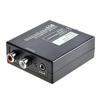 Insten Optical Coaxial Toslink Digital to Analog Audio