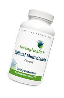 Optimal Multivitamin Chewable | 60 Chewable Tablets |