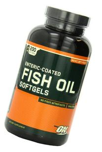OPTIMUM NUTRITION Omega 3 Fish Oil, 300MG, Brain Support