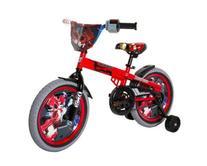Transformers Boy's 16-Inch Optimus Prime Bike, Red/Black/