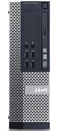 Optiplex 9020 SFF Intel Core I7-4790 3.6GHz 8GB RAM 500GB