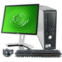 Dell OptiPlex Desktop Intel Core 2 Duo 2.1GHz Processor 4GB