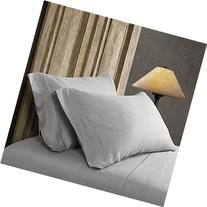 Simple&Opulence 100% Pure Linen Sheet Set Washed King