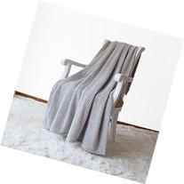 Simple&Opulence Solid Coral Jacquard Dot Velvet 50 X 60-