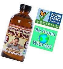 Organic Mouth DETOX Dental & Oil Pulling - SuperComfort