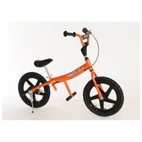 Glide Bikes ORANGE GO Glider Children's Balance Training BMX