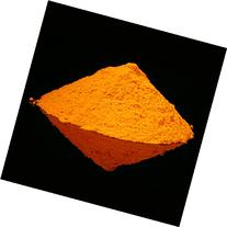 Orange/Gold UV/Glow in the Dark Pigment Powder - Medium 30-