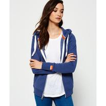 Superdry Orange Label Pimary Zip Hoodie