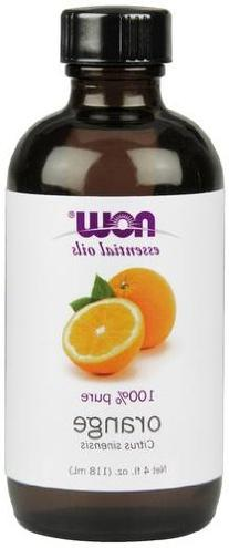 NOW Foods Essential Oils Orange -- 1 fl oz