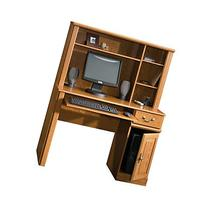 Orchard Hills Small Space Computer Desk with Hutch