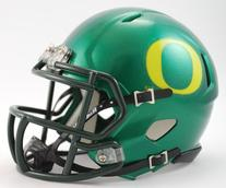 Oregon Ducks Riddell Speed Mini Football Helmet