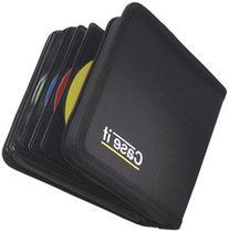 Case-it Org-32 Nylon 32-disc Wallet