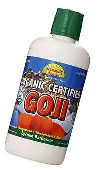 Dynamic Health Organic Certified Goji Juice Blend, 33.80-