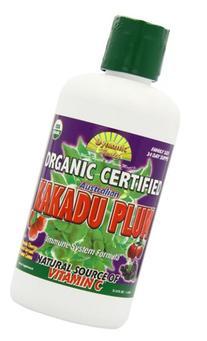 Dynamic Health Organic Certified Juice Blend, Kakadu Plum,