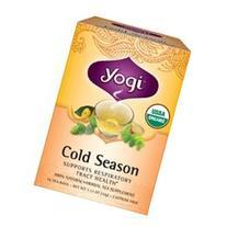 YOGI Organic Cold Season Tea 16 BAG