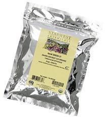Starwest Botanicals Organic Dandelion Root Cut, 1-pound Bag