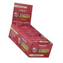 Honey Stinger Organic Energy Chews - 12 Pack Cherry Cola-Caffeinated, One Size