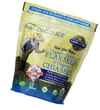Organic Golden Flaxseed and Chia Seed