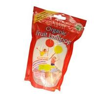 Yummy Earth Organic Lollipops Assorted Flavors - 3 oz - Case