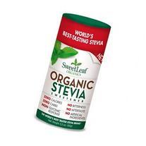 Organic Stevia Sweetener Shaker SweetLeaf 92 gm  Powder