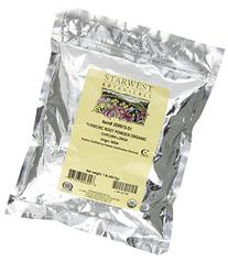 Starwest Botanicals Organic Turmeric Root Powder, 1 Pound