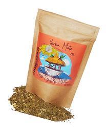Organic Yerba Mate Herbal Tea 2 Ounce : Caffeinated Loose